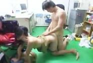 Korean Sex 3gp Naked In the Office