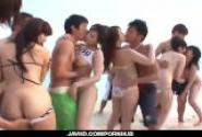 Bokep Jepang Cewek Bikini Sexy Pesta Sex Rame2
